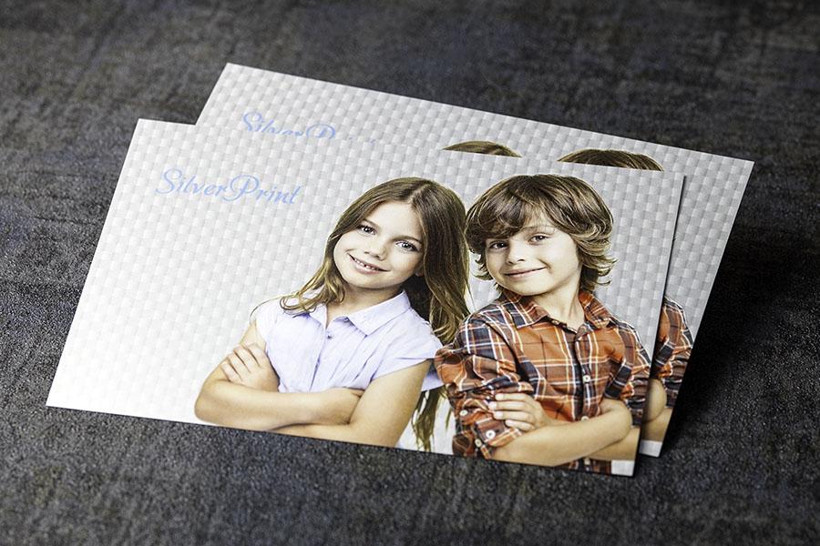 シルバー印刷実例 ①のイメージ画像1